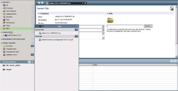 Producing PDFs using Adobe tools in IBM BPM